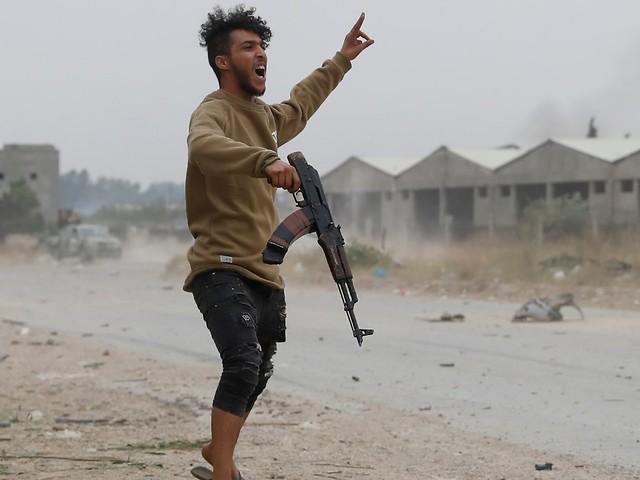UN-Papier wird öffentlich: Libyen-Konferenz will dauerhafte Waffenruhe