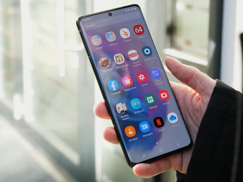 Support-Aus für Samsung-Handy: Beliebtes Galaxy-Smartphone erhält keine Updates mehr