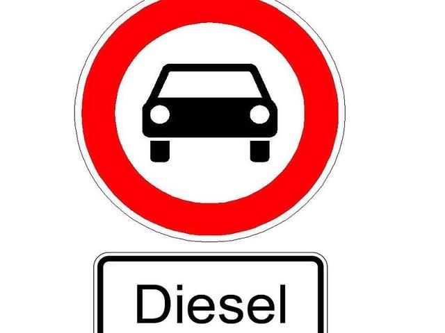 In Berlin drohen Fahrverbote - Grüne und SPD wollen auch nagelneue Euro-6-Diesel verbieten