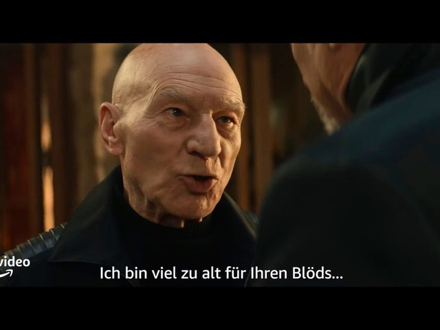 »Star Trek: Picard«: Trailer zur 2. Staffel – »Viel zu alt« für solchen Kram