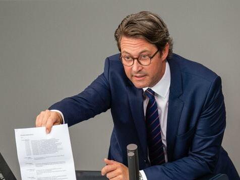 Scheuer zahlt Anwälten 5,8 Millionen Euro – aus Steuergeldern