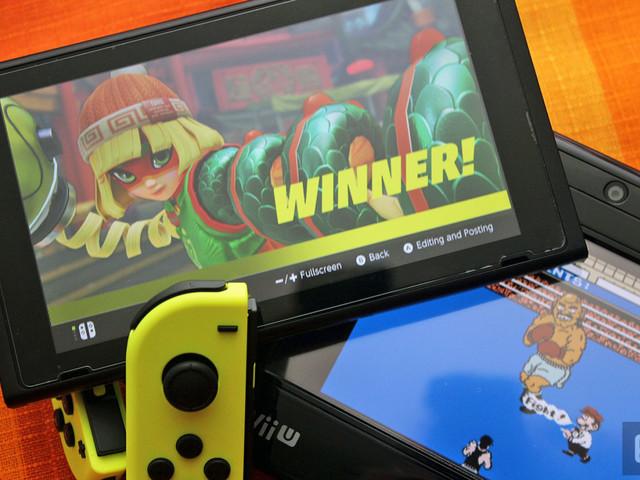 Nintendo hat schon 10 Millionen Switch-Konsolen verkauft