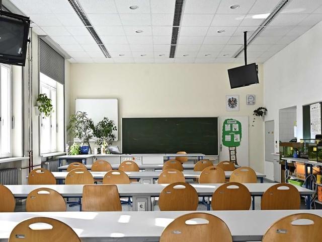 Dreifach so viele Schulabmeldung in Österreich aufgrund von Corona