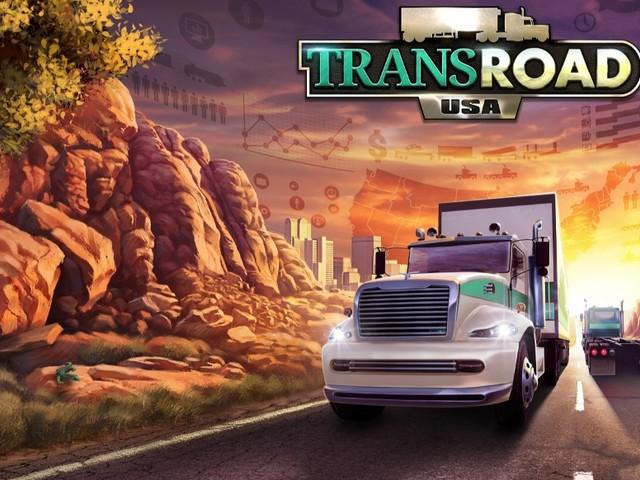 TransRoad: USA: Preis und Termin stehen fest; gamescom-Trailer veröffentlicht