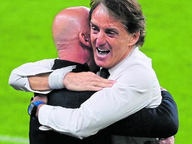 """Italien-Teamchef Mancini vor Finale: """"Das reicht uns nicht"""""""