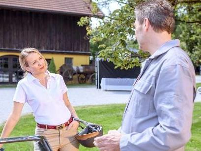 """""""Sturm der Liebe"""": Katja Rosin ist die Neue im """"Fürstenhof"""""""