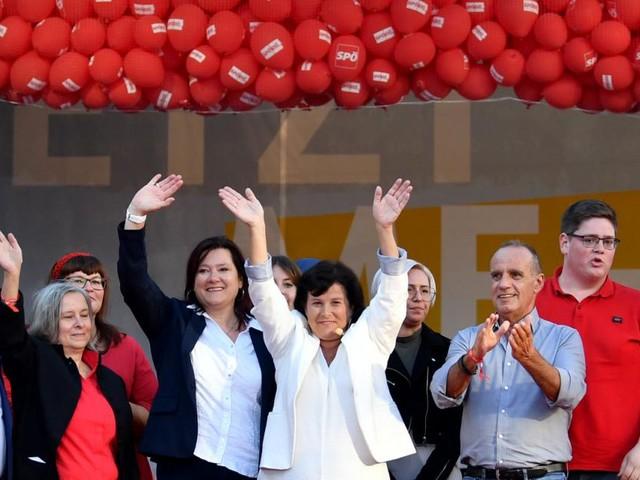 OÖ-Wahl: SPÖ feierte ihren Wahlkampfauftakt in Steyr