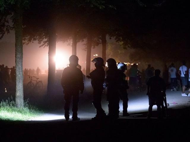 36,2 Grad: Partys und Unwetter in der Nacht