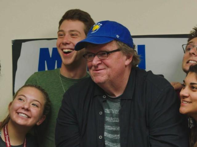 "Filmkritik zu ""Fahrenheit 11/9"": Michael Moore gegen Trump"