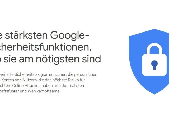 Google: Neue Schutz-Features für mehr Online-Sicherheit