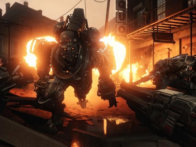 Wolfenstein 2: The New Colossus - Spielszenen-Trailer: Widerstand ist nicht zwecklos