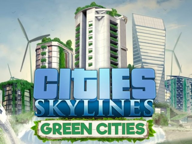 Cities: Skylines - Green Cities: Erweiterung rund um grünere Städte erscheint Mitte Oktober