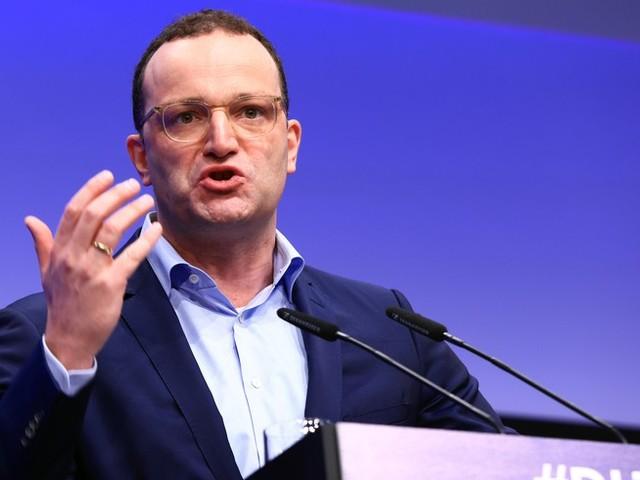 """Politik-News: Spahn spricht Klartext vor Junger Union – """"Müssen uns aus dem Mist wieder herausarbeiten"""""""