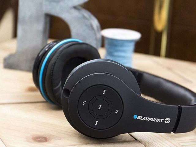 Blaupunkt: Kabellose Kopfhörer im Quiz gewinnen