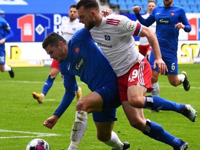 2. Liga: 1. FC Heidenheim vs. HSV: 2. Bundesliga heute live im TV, Livestream und Liveticker