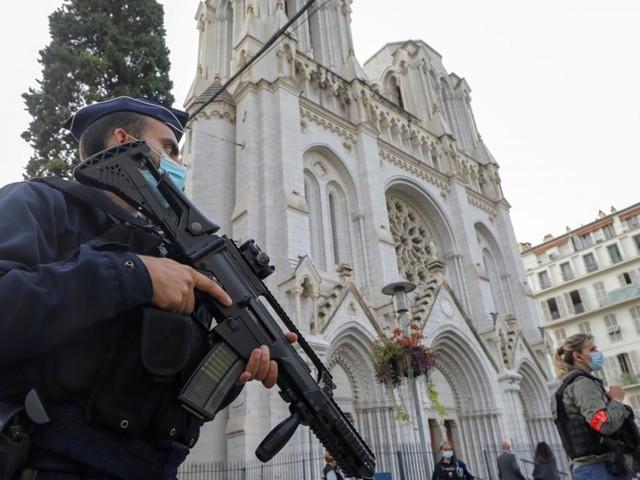 Messerattacke in Nizza - Drei Verdächtige in Gewahrsam
