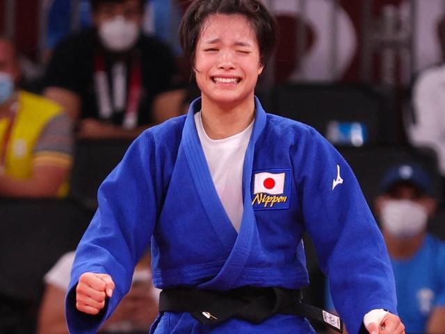 Judo bei Olympia: Japanische Abe-Geschwister gewinnen Doppel-Gold an einem Tag
