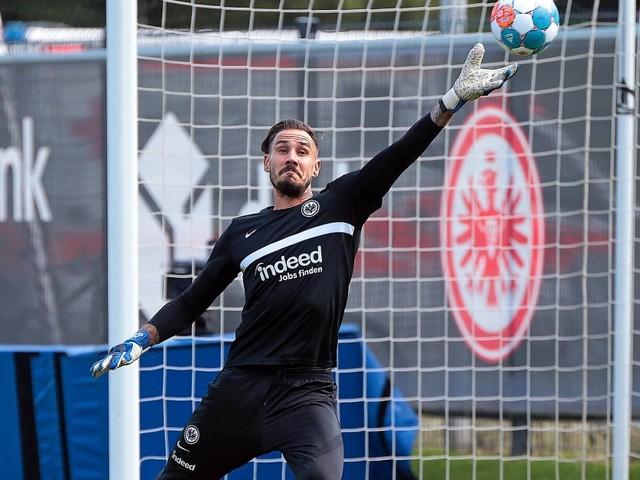 Eintracht-Torhüter Jens Grahl: Der perfekte Ersatzmann