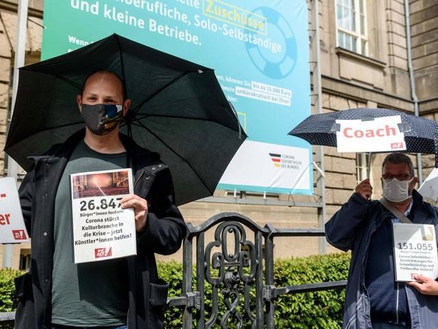 Coronakrise: Freiberuflerwarnen vor Verlust von 180.000 Jobs