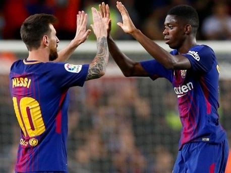 Eurogoals: Mbappé und Dembélé überzeugen bei Debüt