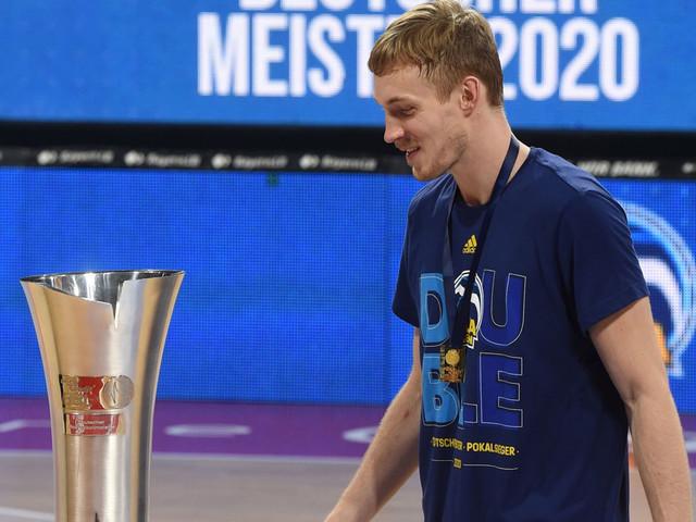 Basketball: Nels Giffey verlässt Alba Berlin