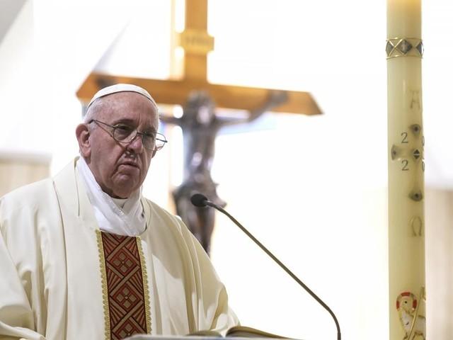 Papst traf kanadische Kardinäle nach Skandal um indigene Schule