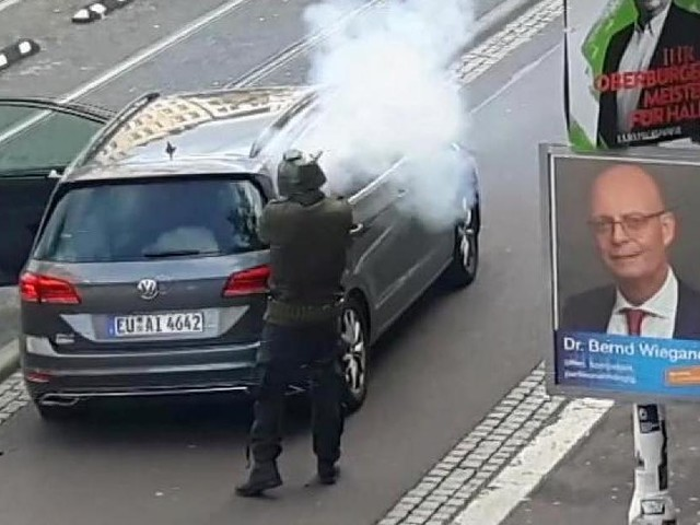 Zwei Tote nach Angriff auf Synagoge - Attentäter von Halle gesteht Tat und rechtsextremistisches Motiv