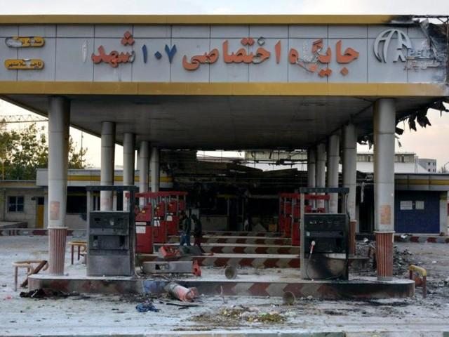Benzin verteuert: Gewalt und Vandalismus im Iran