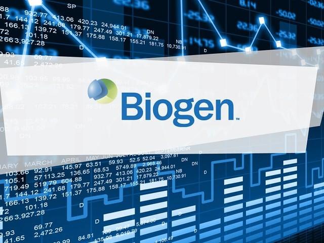 Biogen-Aktie Aktuell - Biogen gewinnt 0,8 Prozent