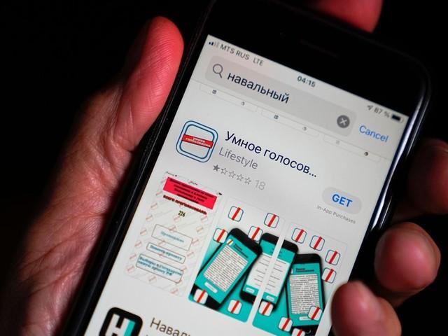 Google und Apple löschen App von Kremlgegner Nawalny