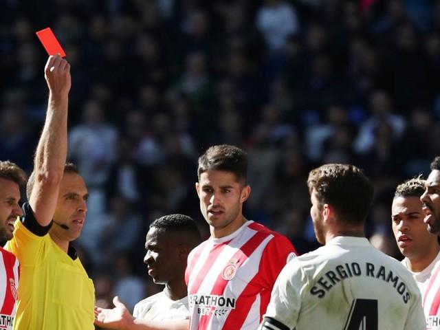 Sergio Ramos erlebt bei Blamage sein Rot-Jubiläum