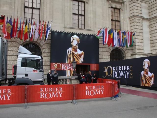 Festliche ROMY-Verleihung: Endlich wieder Gala-Stimmung