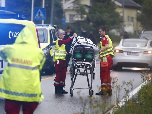 """Norwegen: Angriff auf Moschee ein """"versuchter Terroranschlag"""" – offenbar rechtsextremer Hintergrund"""
