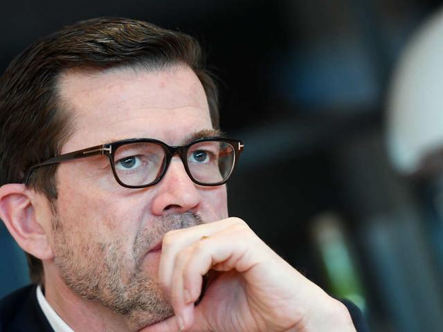 Kanzlerkandidaten: Guttenberg hält Söder und AKK nicht für fähig -und nennt eigene Favoriten