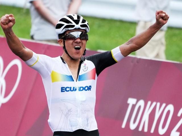 Historisch: Carabaz holt Sensations-Gold im Olympia-Straßenrennen