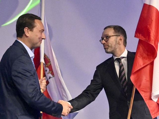 Die Corona-Doppelmoral der FPÖ