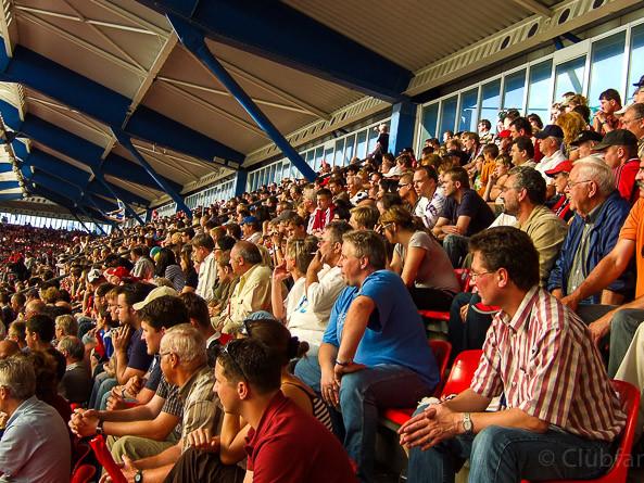 Club kassiert späten Ausgleich gegen Paderborn #SCPFCN #FCN