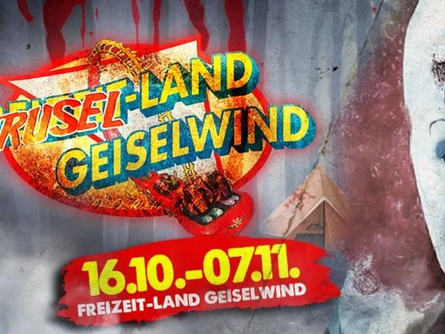 """Freizeit-Land Geiselwind feiert Halloween 2020 mit neuem Horror-Maze """"Psycho"""""""