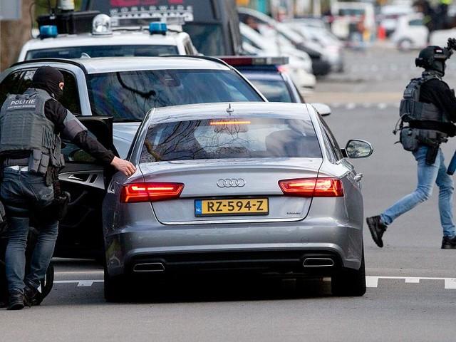 Lage in Utrecht im Live-Ticker - Nach Schüssen in Utrecht: Polizei fasst Tatverdächtigen