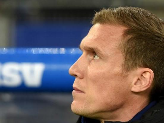HSV-Coach Wolf hat höhere Ziele
