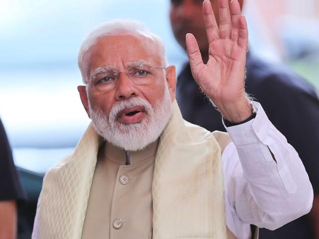 Wahlen in Indien: Modis Parteifeiert schon den Sieg