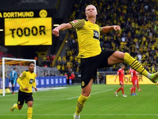 Fußball-Bundesliga: Dortmund begeistert gegen Union Berlin – und bleibt am FC Bayern dran