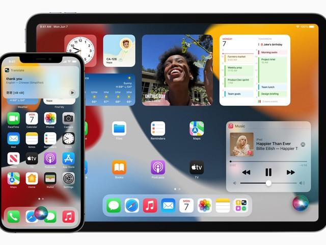 Beta 7 von iOS 15, iPadOS 15, watchOS 8 und tvOS 15