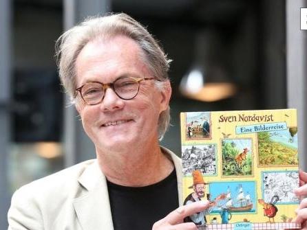 Pettersson und Findus - Sven Nordqvist wird 75