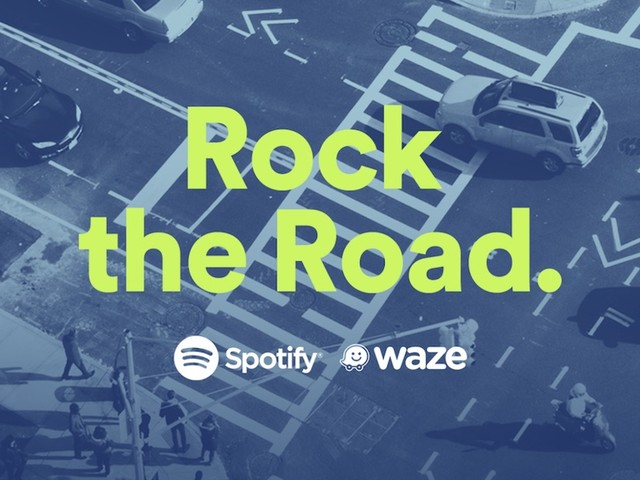 Spotify-Integration in Waze jetzt auch für iOS