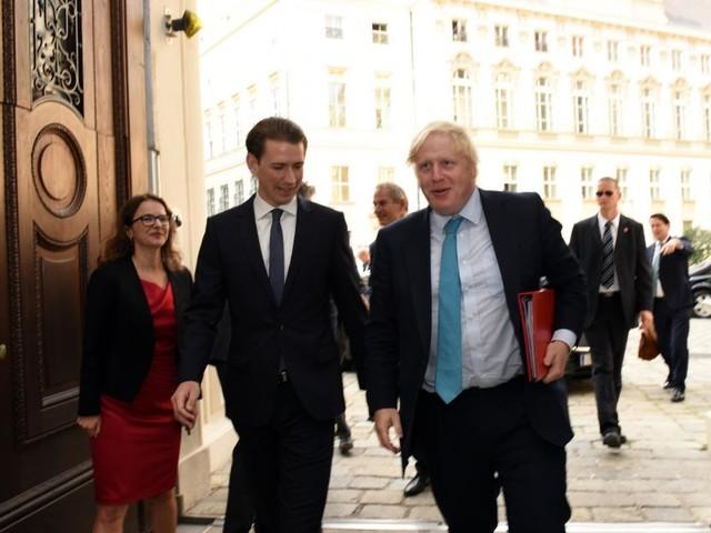 Kanzler Kurz reist zu Premier Johnson nach London