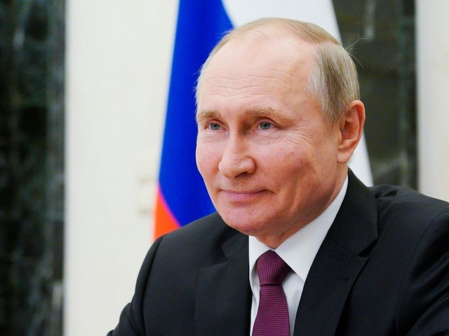 """""""Weg mit dem Dollar, her mit Gold"""" - Putin steigt zum größten Goldspekulanten der Welt auf - das ist der Plan dahinter"""