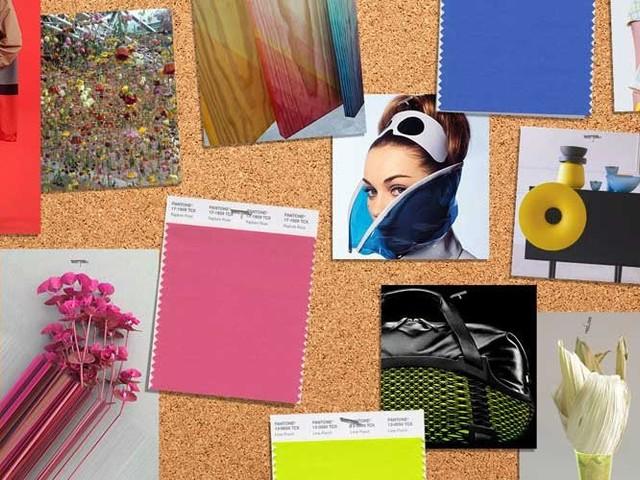 Pantone nennt LFW-Farben für Frühjahr 2018