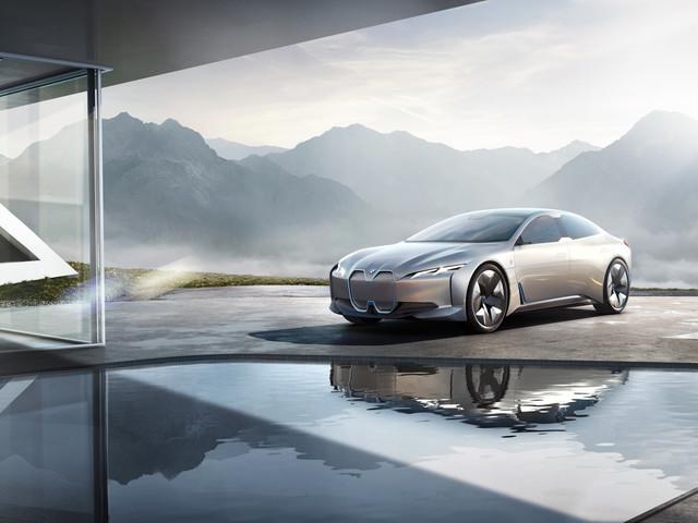 Studie: BMW i Vision Dynamics