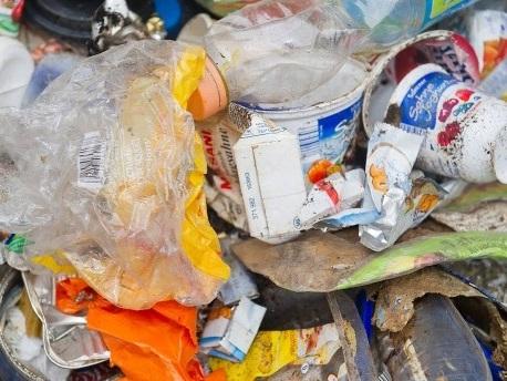 In Deutschland wachsen die Müllberge